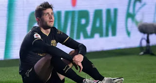 Barcelona confirm Sergi Roberto's injury, player might be out for a month