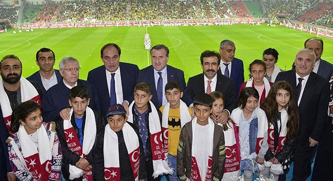 33 bin kapasiteli Diyarbakır Stadyumu 160 milyon TL'ye mal oldu