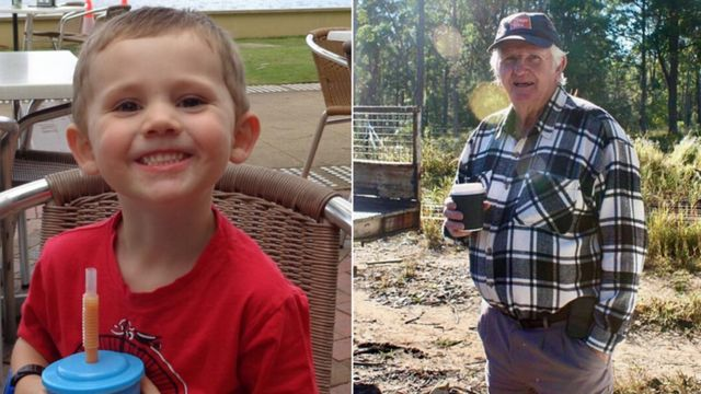 Dying man claimed he drove William Tyrrell 300km from Kendall home, inquest told