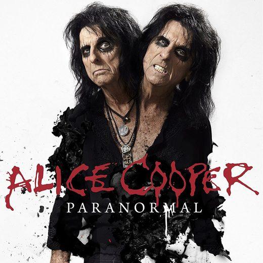 ALICE COOPER - Paranormal [Digipak 2-CD Edition] (2017) full