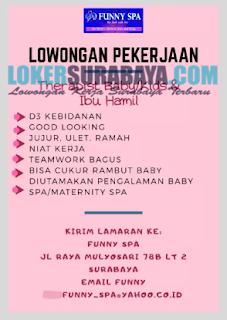Lowongan Pekerjaan di Therapist SPA Surabaya Terbaru Juni 2019