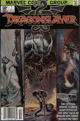 Dragonslayer #1, Marvel Comics