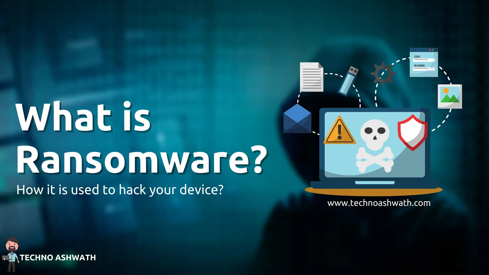 What is Ransomware Malware and How to prevent it? - Technoashwath.com