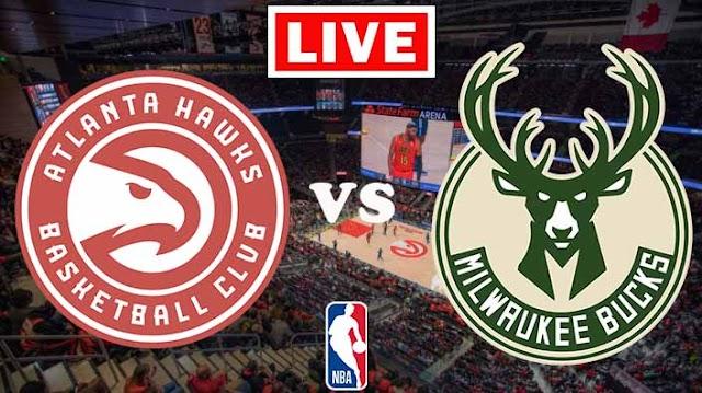 EN VIVO | Atlanta Hawks vs. Milwaukee Bucks | Final de Conferencia Este ¿Dónde ver gratis el partido online en internet?
