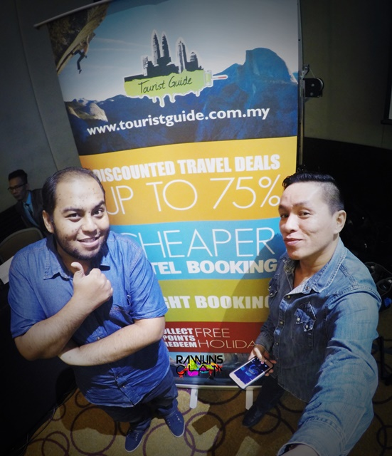TouristGuide, online travel website, crazy travel deals, melancong murah, redeem free tickets, Tourism Malaysia, byrawlins, byrawlinsdotcom,