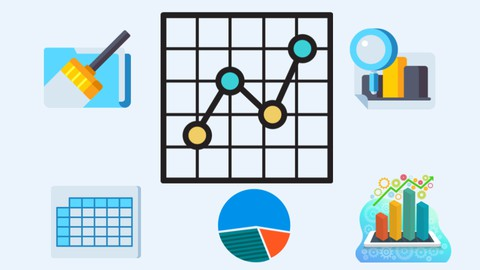The Complete Python Data Analysis and Visualization Course