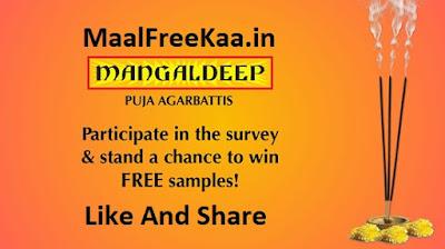 Mangaldeep Agarbatti free
