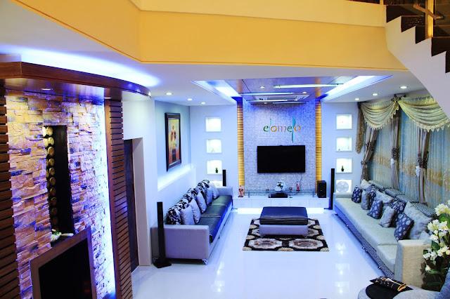 Jecina Sarmin Living Room Interior Design
