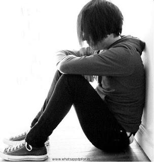 sad whatsapp dp for boys