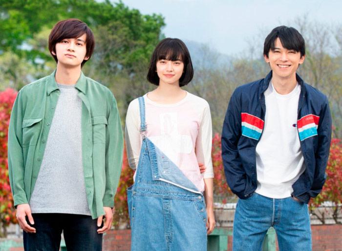 Sakura (Hitoshi Yazaki) film - reparto