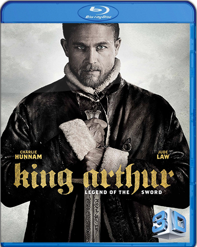 King Arthur: Legend of the Sword [2016] [BD50] [Latino] [3D]