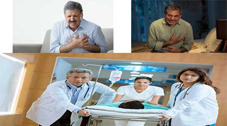 Heart Attack: Symptoms, Causes, Treatment and Prevention