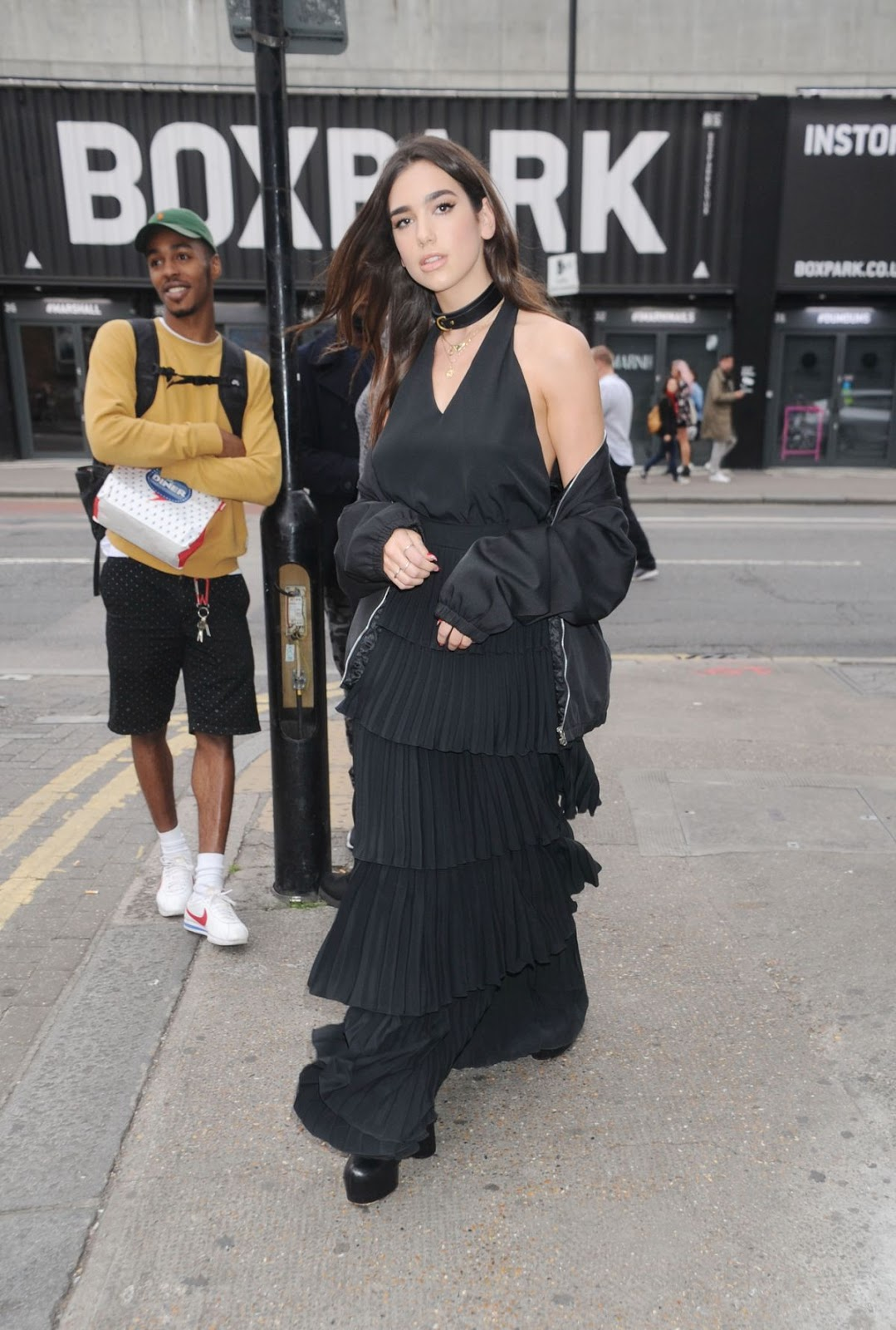Dua Lipa At Warner Music Group Summer Party In London 07 06 2016_1