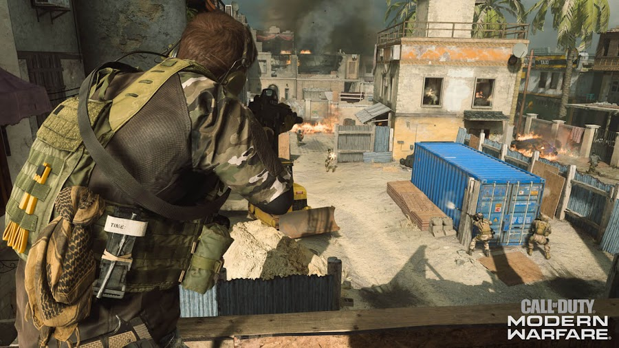call of duty modern warfare season 3 battle pass warzone talsik backlot multiplayer map modern warfare 4 campaign mode pc ps4 xb1