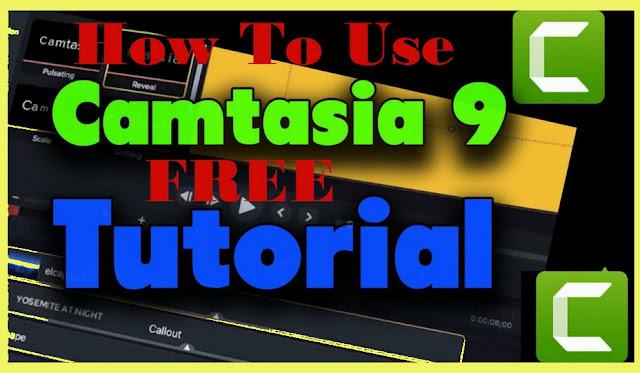 How To Use TechSmith Camtasia 9 Tutorials - camtasia studio 9 key