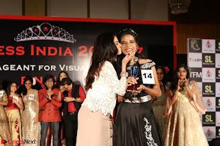 John Aham, Bhagyashree, Subhash Ghai and Amyra Dastur Attends Princess India 2016 17 Part2 021.JPG