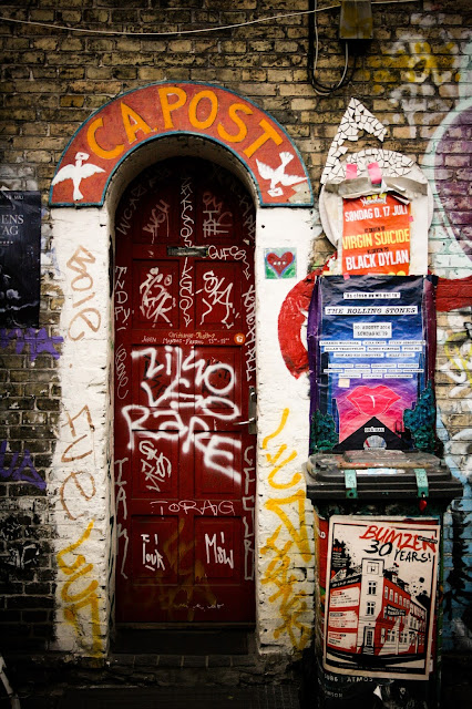 Freetown Christiania Photograph