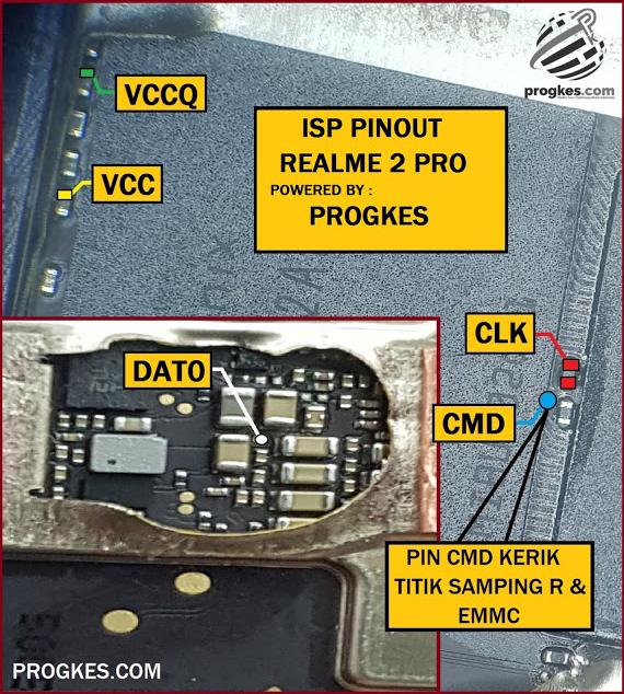 Realme 2 Pro Pattern Unlock Mrt