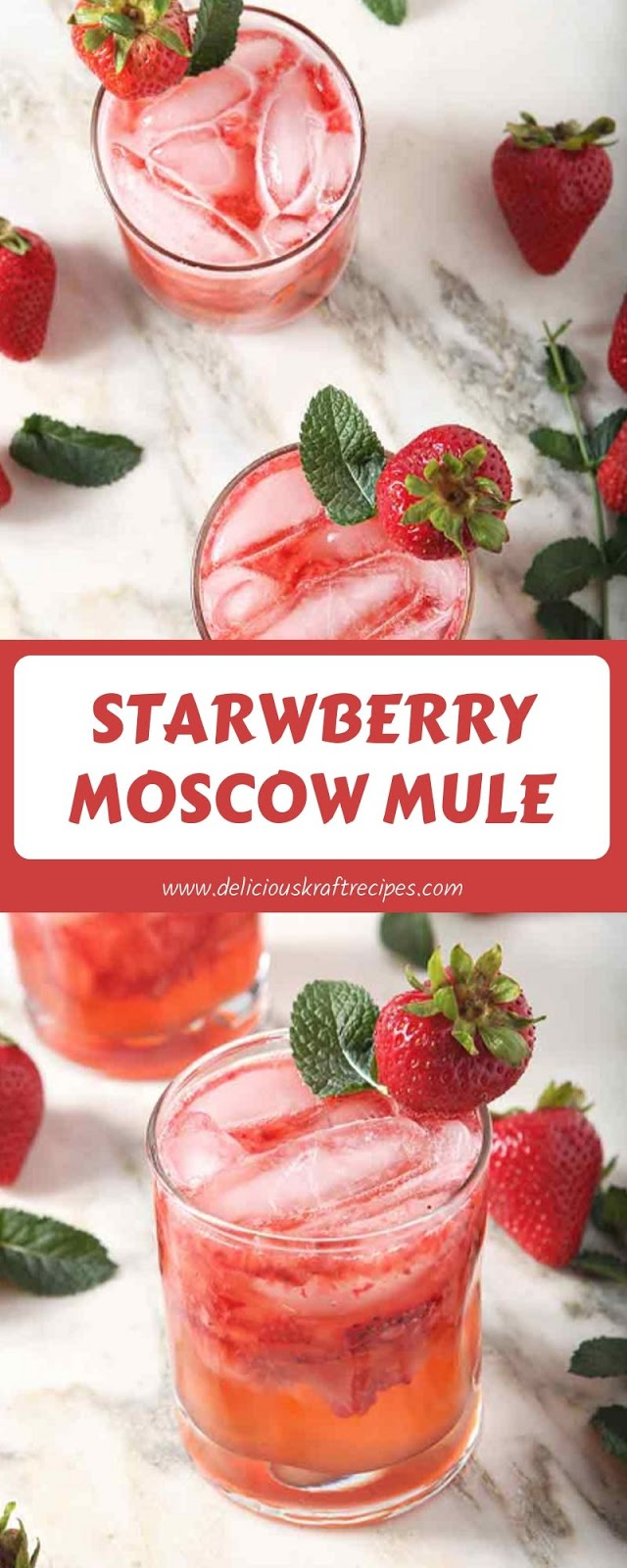 STARWBERRY MOSCOW MULE