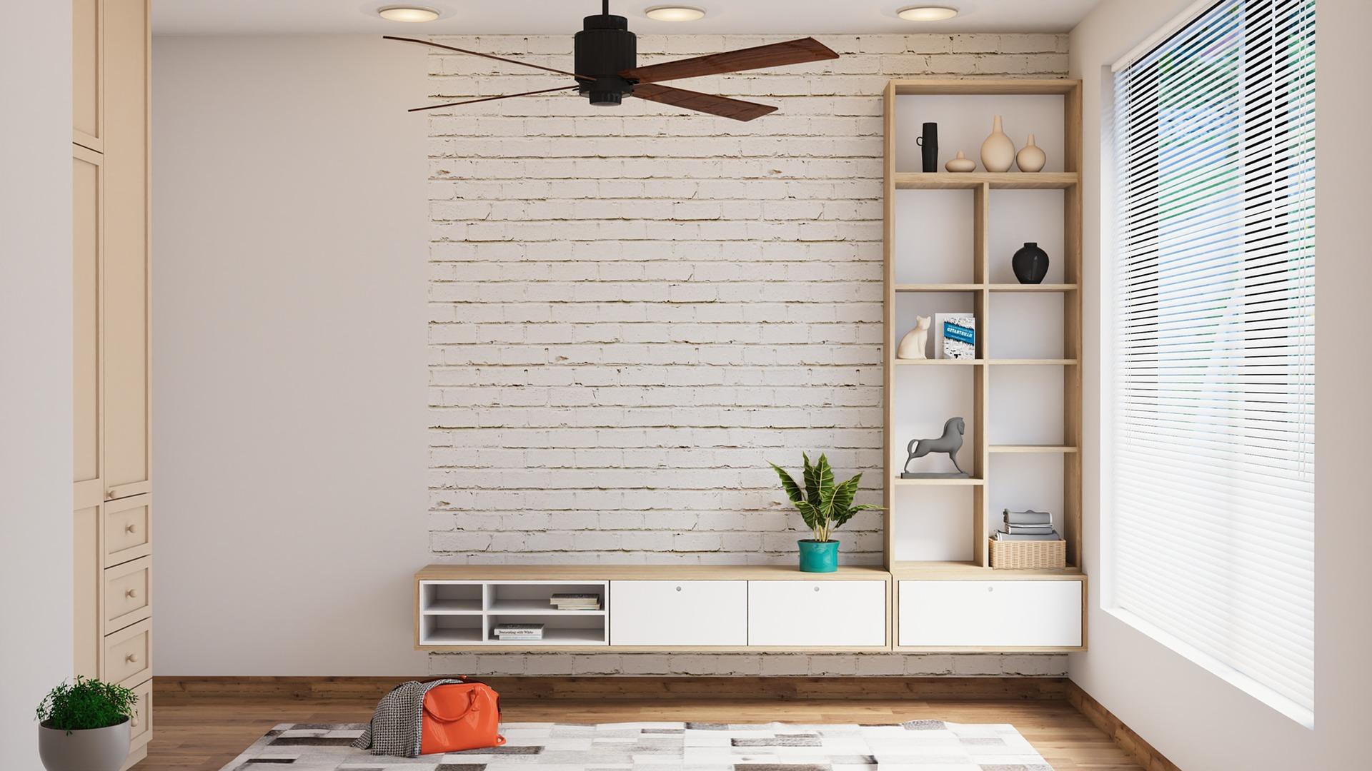 Ar-condicionado ou ventilador