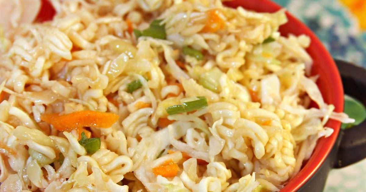 For kærlighed til mad asiatisk Ramen Slaw-1855