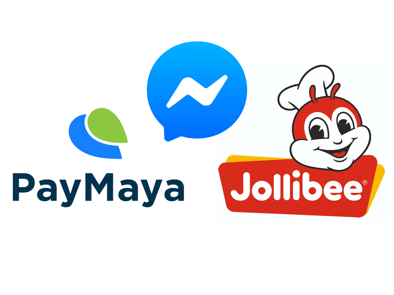 You can now order Jollibee through Messenger and pay with PayMaya!