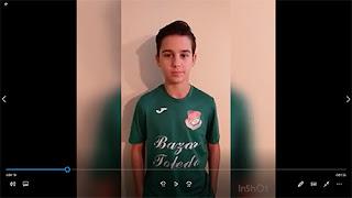 Fútbol Sitio Aranjuez coronavirus