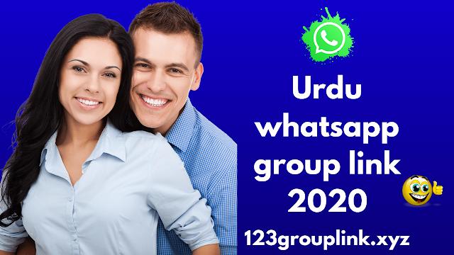 Join 200+ Urdu Whatsapp group link