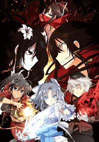 جميع حلقات الأنمي Senran Kagura S2 مترجم تحميل و مشاهدة