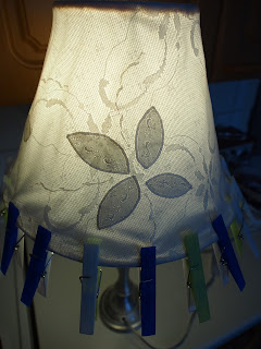 lampunvarjostimen tuunaus