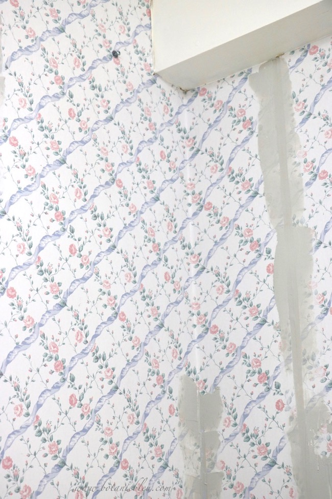 How To Paint Over Wallpaper