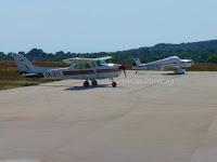 Aerodrom Brač, Gornji Humac, otok Brač slike