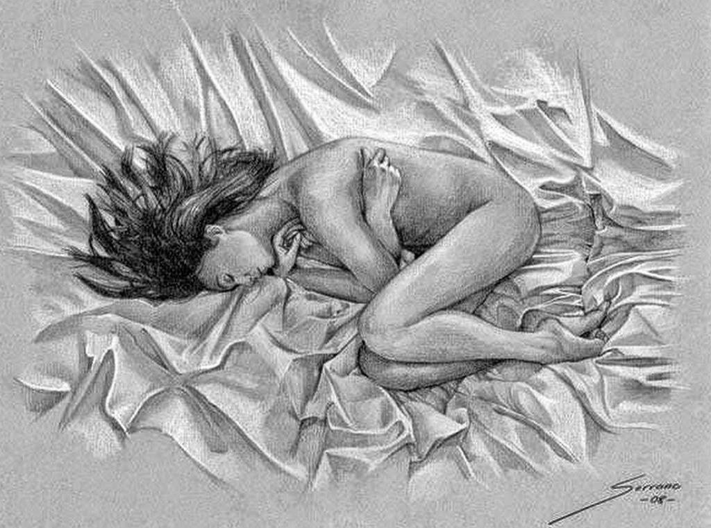 dibujos-artisticos-de-mujeres-a-lapiz