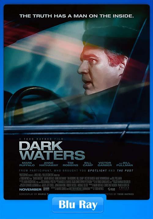 Dark Waters 2019 720p BluRay x264 | 480p 300MB | 100MB HEVC