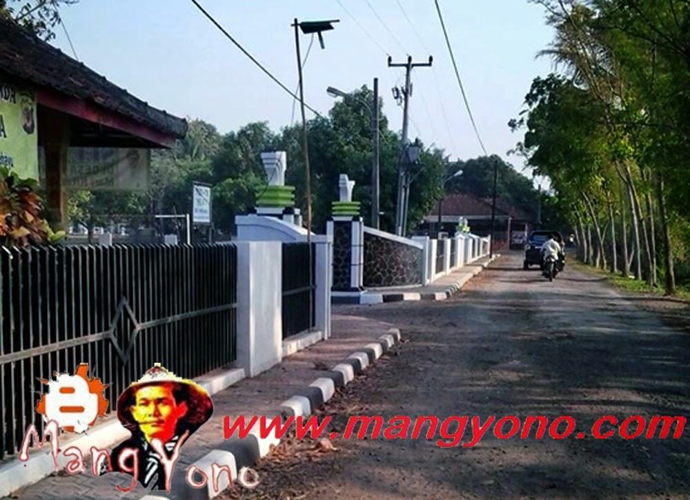 Lokasi Kantor Desa Margahayu. Poto jepretan Kang Nugraha Aye-Aye, Facebooker Subang ( FBS )