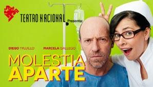 Molestia Aparte de Diego Trujillo y Marcela Gallego