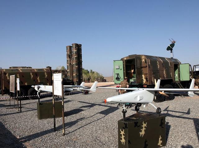 Artsakh prueba dron de combate de producción nacional