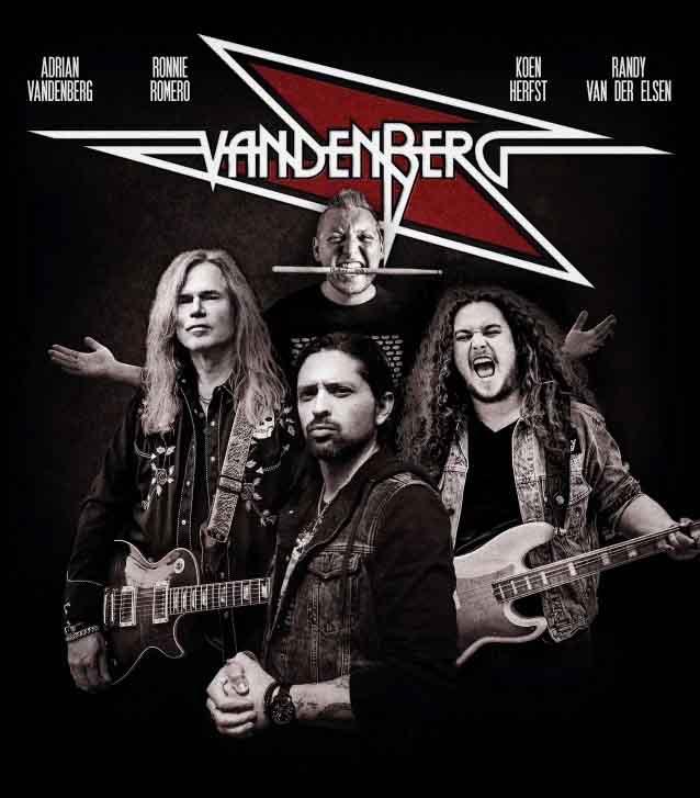 Το συγκρότημα Vandenberg
