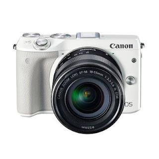 Harga Kamera Mirrorless Canon M3 termurah terbaru dengan Review dan Spesifikasi April 2019