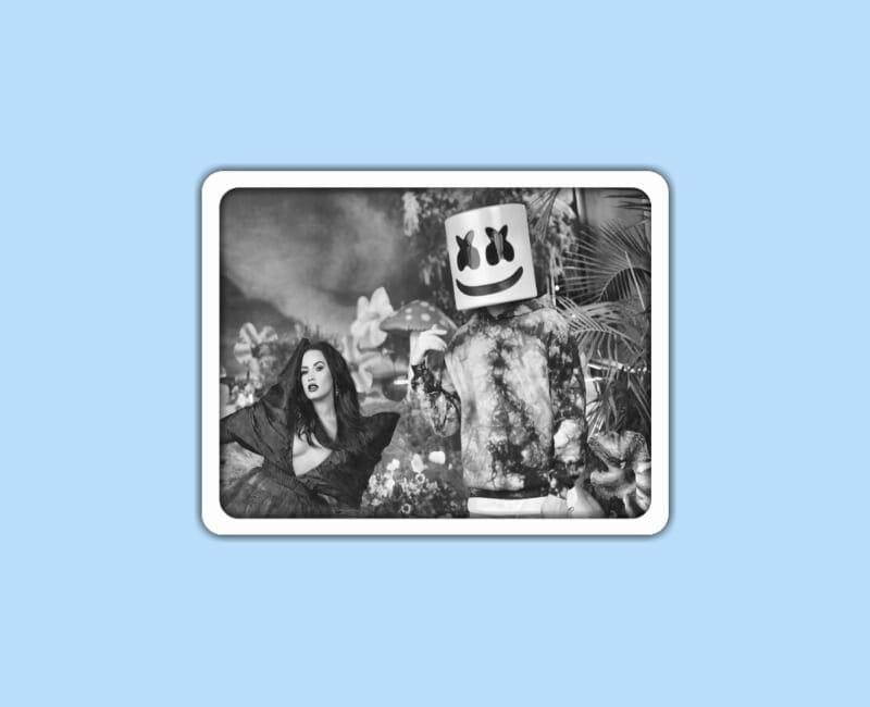 Marshmello & Demi Lovato – OK Not To Be OK Lyrics