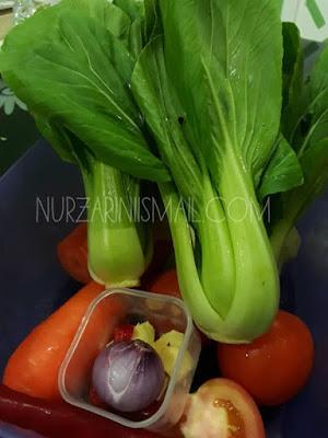 Cara Simpan Sayur Agar Tahan Lama