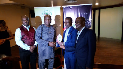 Dr. Cosmas Maduka is the Auto Personality of the Year 2016