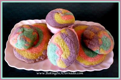 Spring Fever Cookies | recipe developed by www.BakingInATornado.com | #recipe #dessert