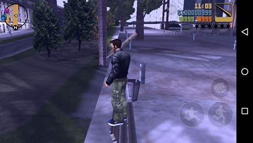 تحميل لعبة GTA 3 للاندرويد بحجم 50 ميجا من ميديا فاير