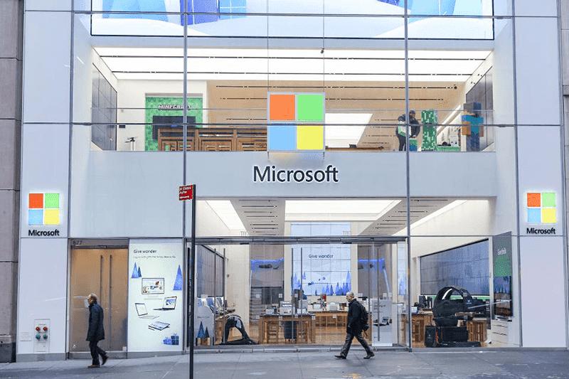 Microsoft is now worth USD 2 trillion