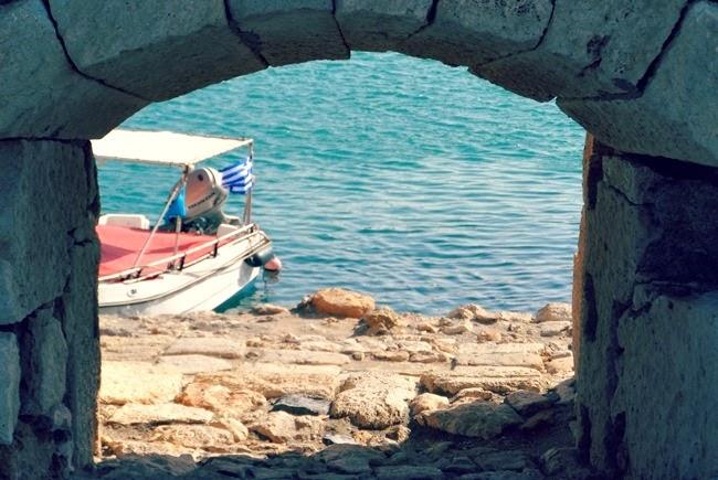 Crete old Venetian port