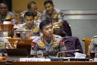 Jenderal Polisi Idham Azis