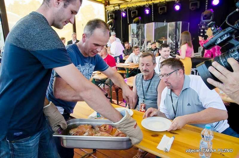 wladyslaw migdal, golonka, konkurs jedzenia golonki na czas, blog, zycie od kuchni