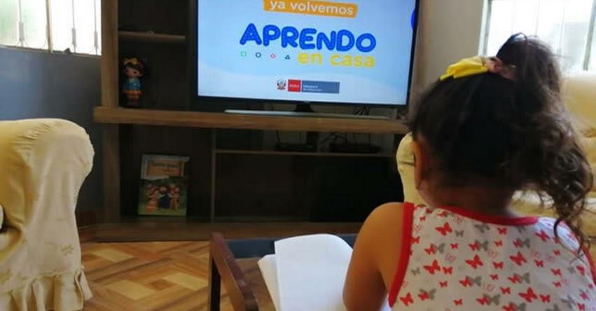 MINEDU: Desde este sábado Aprendo En Casa con «La Yapa»
