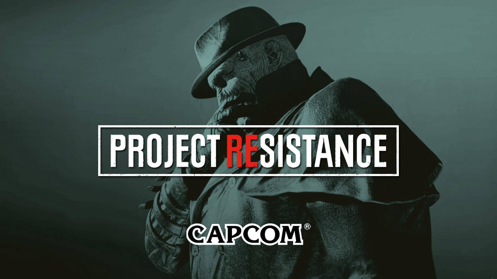Resident Evil Project Resistance Teaser Gameslaught